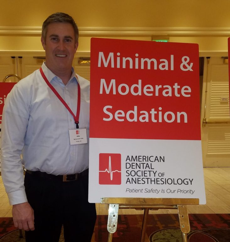 Dr. Michael G. Smith IV Sedation